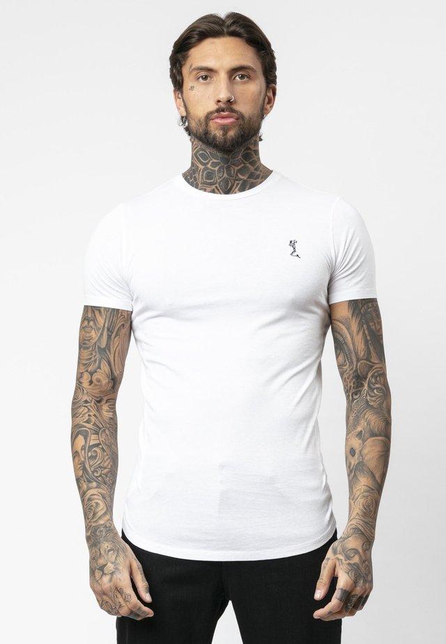 SWAG TEE - Print T-shirt - white
