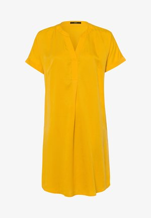 Robe d'été - yellow curry