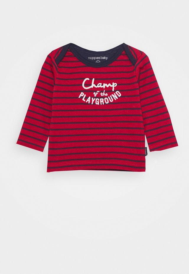 HAWSTON  - Long sleeved top - red