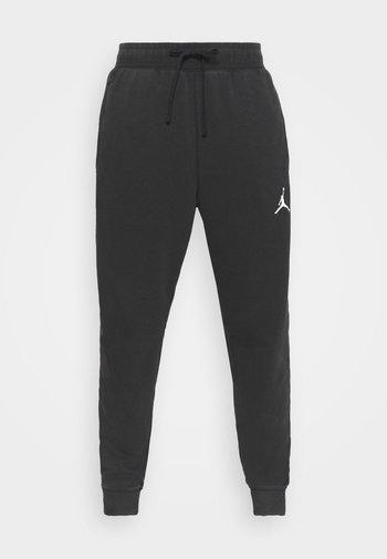 AIR PANT - Verryttelyhousut - black/white