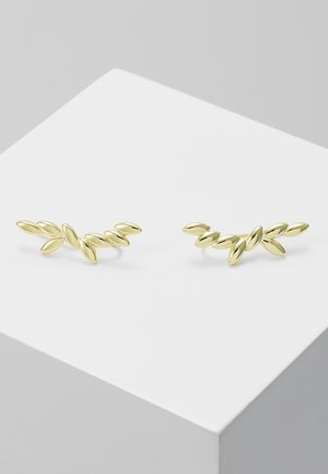 SAFARI - Earrings - gold-coloured