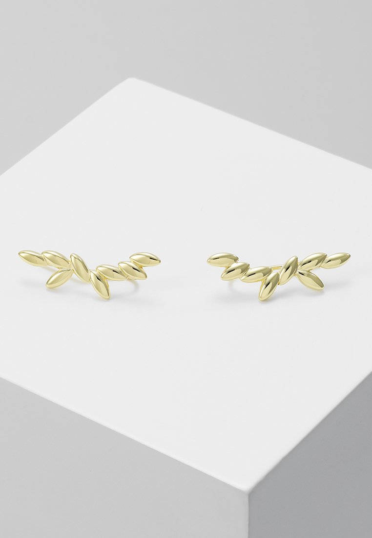 P D Paola - SAFARI - Earrings - gold-coloured