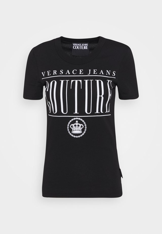 Camiseta estampada - nero