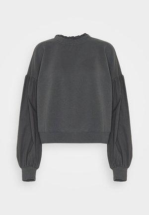 ONLALMA LIFE - Sweater - asphalt