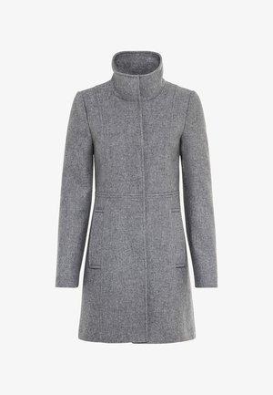 Classic coat - gris clair mélange