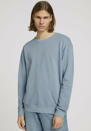 Sweatshirt - foggy blue