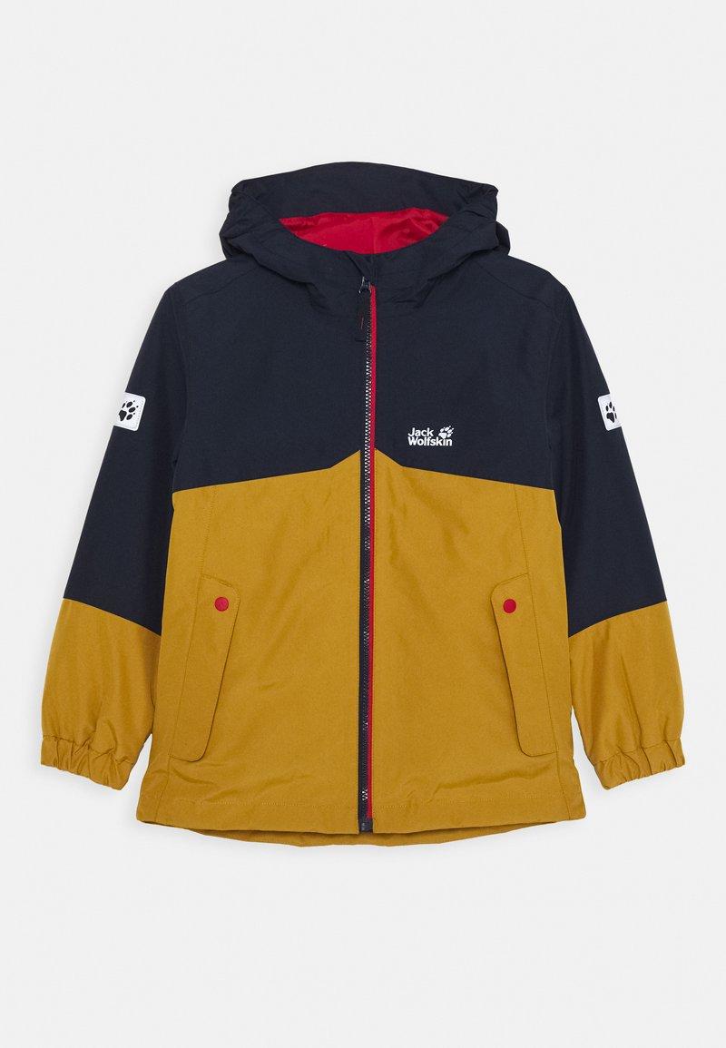 Jack Wolfskin - ICELAND - Outdoor jacket - golden amber