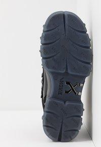 Bronx - MOON WALKK - High-top trainers - black - 6