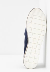 Anna Field - LEATHER - Espadrilles - dark blue - 6