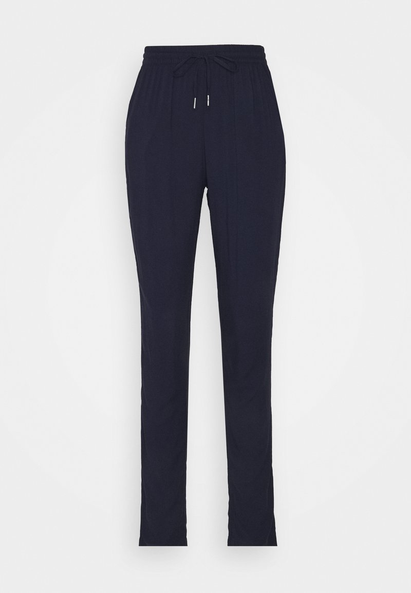 ONLY Tall - ONLNOVA LIFE PANT SOLID - Trousers - night sky