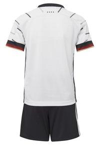 adidas Performance - DEUTSCHLAND DFB HEIMTRIKOT MINI - Oblečení národního týmu - white/black - 1