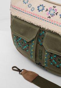 Desigual - BOLS MILIBELLINI SIBERIA - Handbag - green - 6