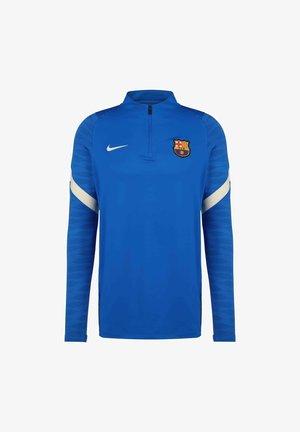 FC BARCELONA STRIKE DRILL - Sweatshirt - blau