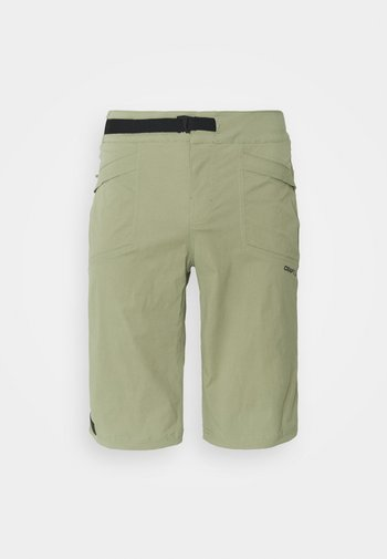 CORE OFFROAD XT SHORTS PAD 2 IN 1 - Sports shorts - forest