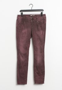 Street One - Slim fit jeans - red - 0