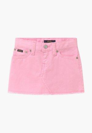 A-lijn rok - carmel pink
