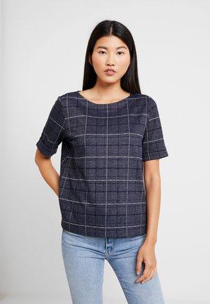 GIZZA - Print T-shirt - simply blue