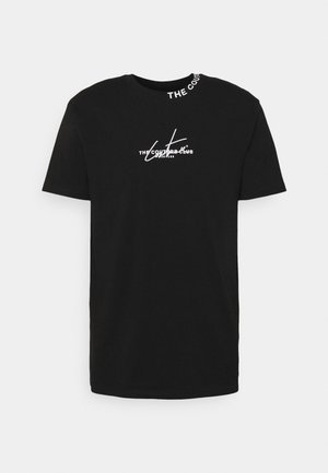 SIGNATURE LOGO - Print T-shirt - black