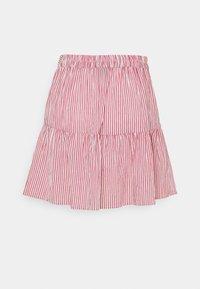 Vero Moda - VMANNABELLE SHORT SKIRT - A-line skirt - honeysuckle - 1