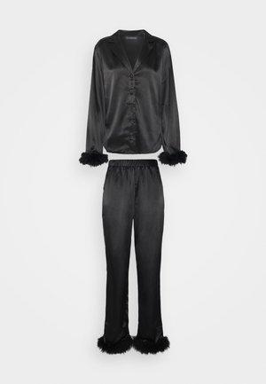 SKY SET - Pyjama set - black