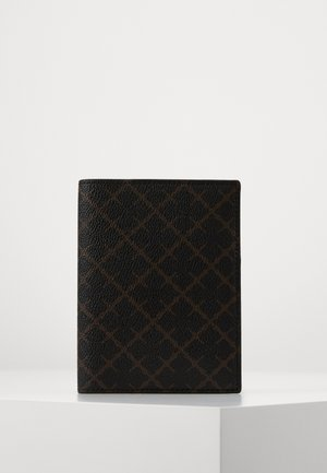 IVY PASS - Passport holder - dark chokolate