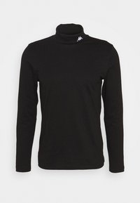 Kappa - HAIO LONGSLEEVE - Long sleeved top - caviar - 4