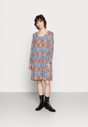 DRESS PRINTED - Day dress - light blue