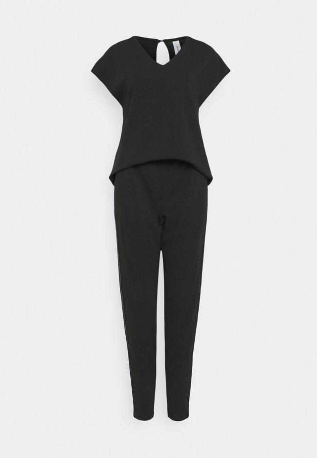 MASCHA - Jumpsuit - black