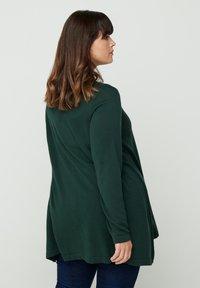 Zizzi - MIT A-PASSFORM - Jumper - green - 2