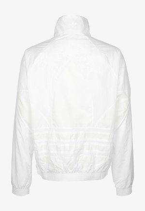 TRAININGSJACKE BIG TREFOIL - Training jacket - white