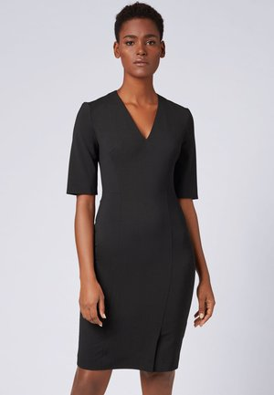 DALENO - Shift dress - black