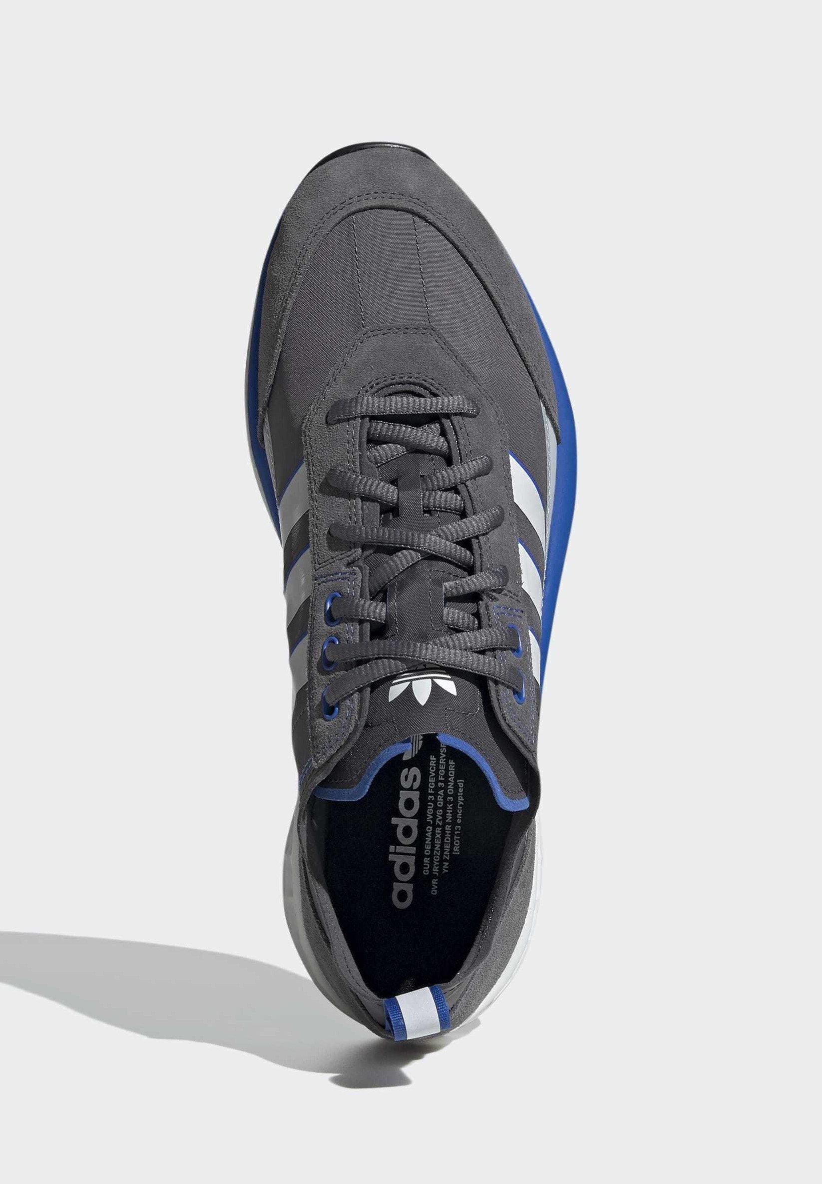 adidas Originals SL 7200 SHOES - Sneaker low - grey/grau - Herrenschuhe qs1AA