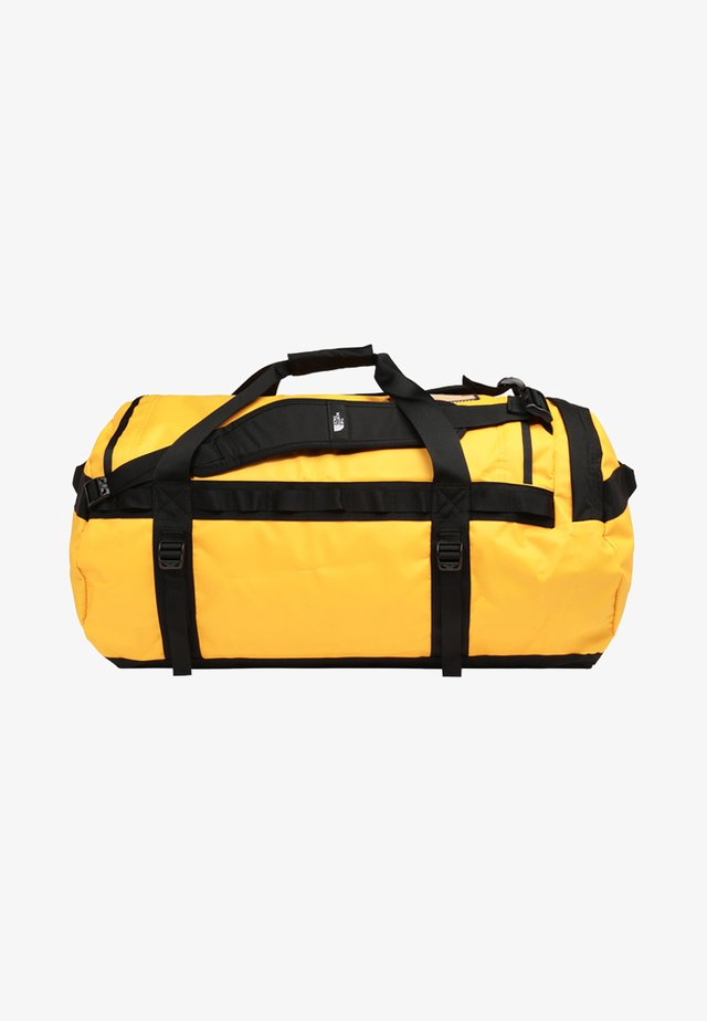 BASE CAMP DUFFEL L UNISEX - Valigia - yellow