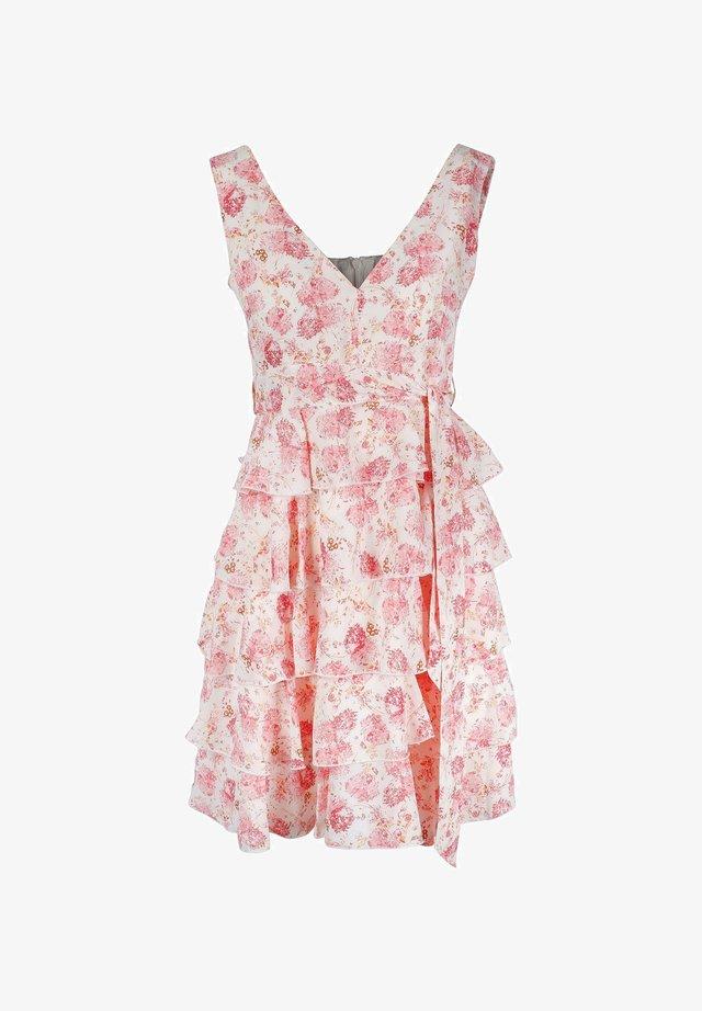 Kjole - pinky dandelion