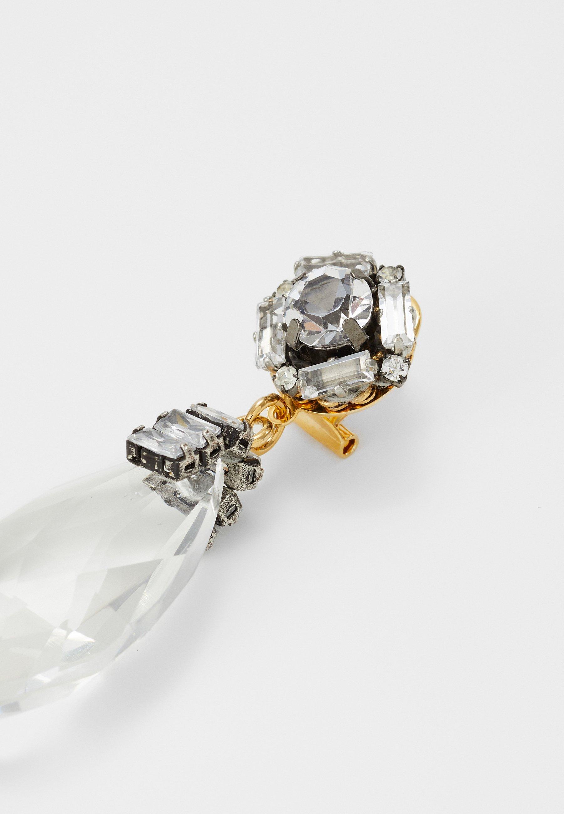 Radà Øredobber - crystal/transparent V0TU1zLJ25WCOqI
