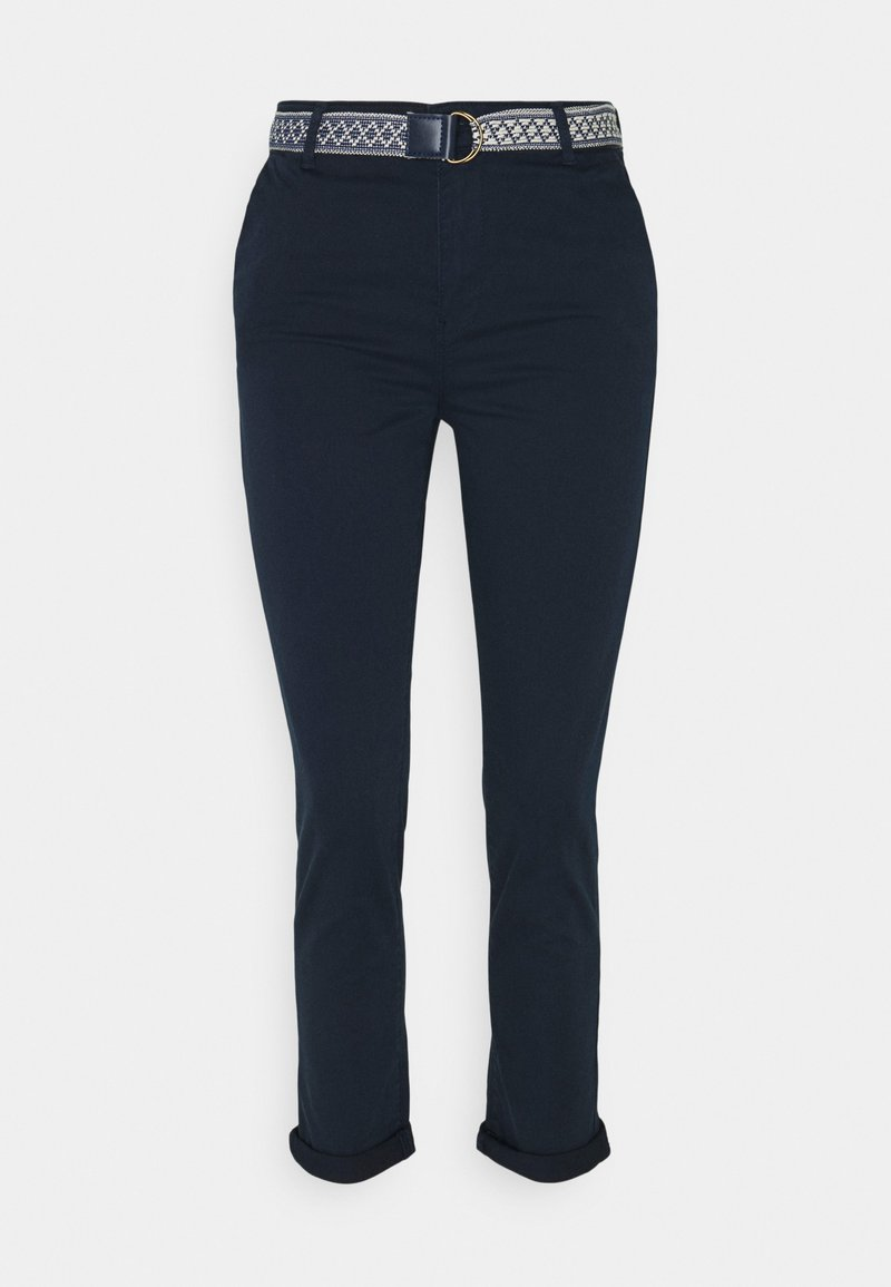 Springfield - CASUAL - Pantalon classique - medium blue
