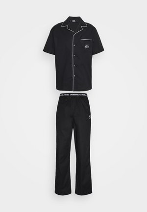 PANTS SET - Pyjamaser - black