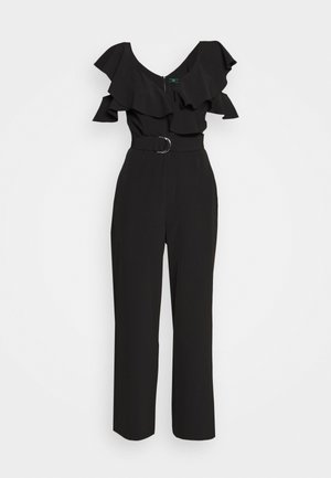 ABEL JUMPSUIT - Jumpsuit - jet black