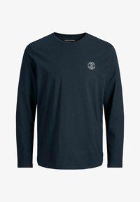 Jack & Jones - BASIC - Pitkähihainen paita - navy blazer - 5