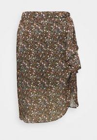 NAF NAF - Áčková sukně - multicoloured - 0