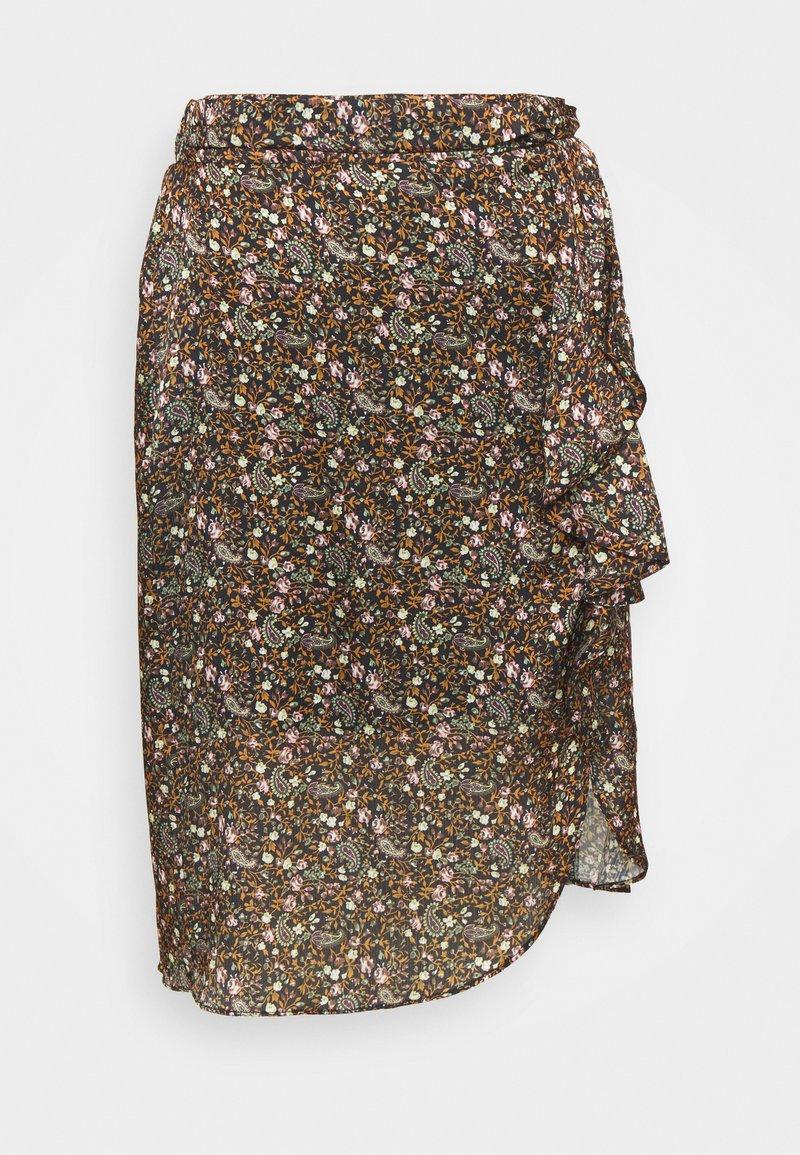 NAF NAF - Áčková sukně - multicoloured