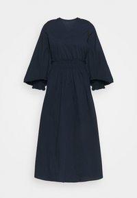 Vero Moda Tall - VMAPRIL CALF DRESS - Day dress - navy blazer - 0