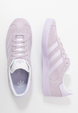 GAZELLE - Tenisky - purple tint/gold metallic