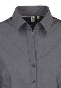 Seidensticker - SCHWARZE ROSE - Button-down blouse - grau - 3