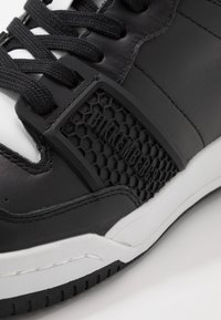 Bikkembergs - SIGGER - High-top trainers - black/white - 6