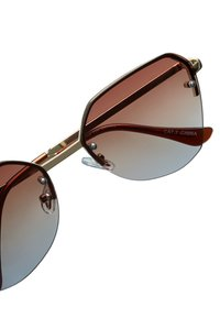 Icon Eyewear - B-FLY - Sunglasses - pale gold / brown - 2