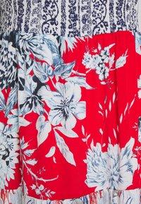 Rich & Royal - DRESS WITH PRINTMIX - Denní šaty - multi-coloured - 2