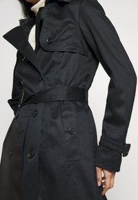Esprit Collection - CLASSIC TRENCH - Trenchcoat - black - 5
