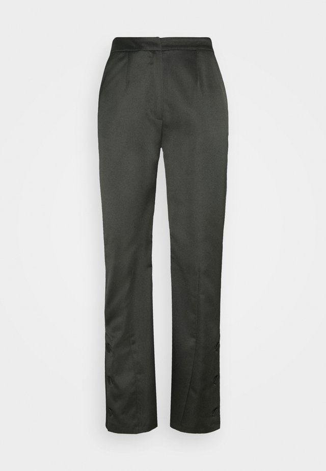 PHRASE - Trousers - black