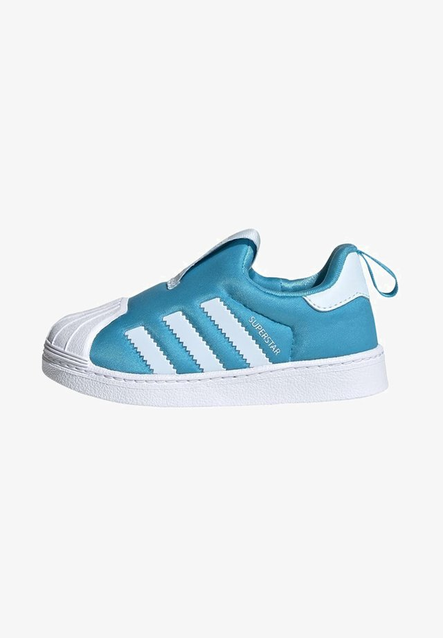 SUPERSTAR 360 SHOES - Sneakers - turquoise